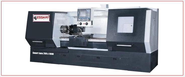 Drill Press Guard >> CNC Lathe Machine Manufacturer India Machines at Best ...