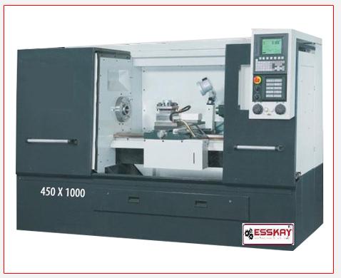 Cnc Lathe Machine Manufacturer India Machines At Best